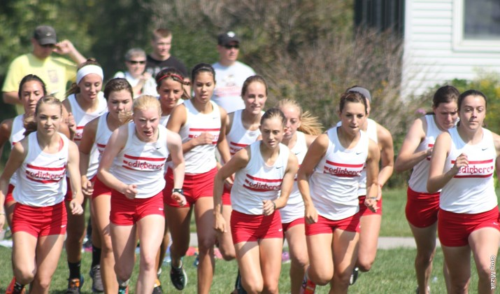 Edinboro women's cross country looks to defend its PSAC Championship from a year ago (Contributed/EU Sports Information).